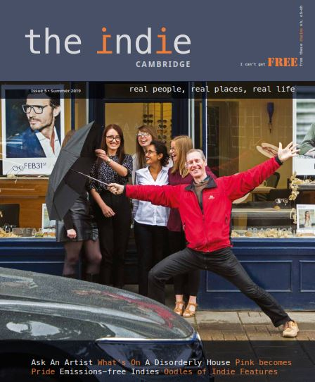 cover of The Indie