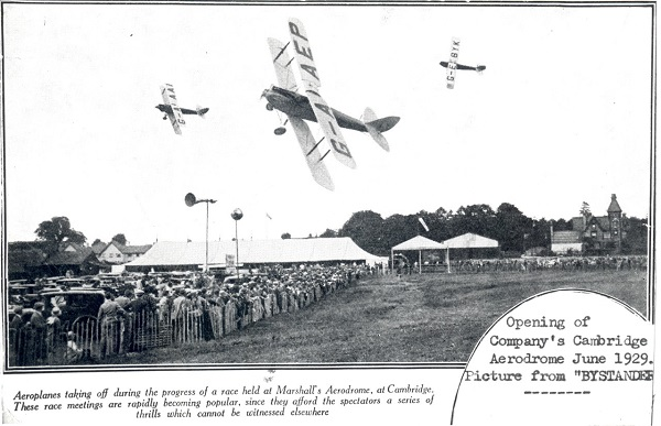 The opening of Cambridge aerodrome June 1929.jpg