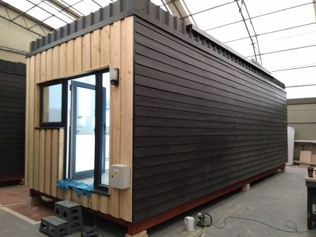The New Meaning Foundation modular home
