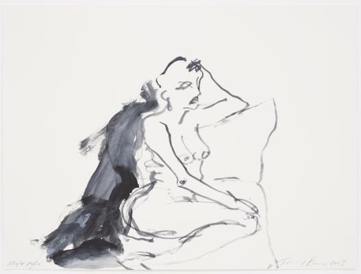 Tracey Emin artwork Night Mare