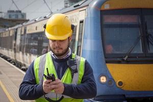 Transport worker using SmartChat