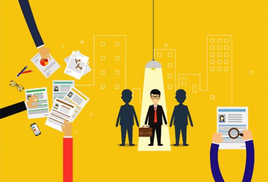 Virtual Jobs Fair graphic