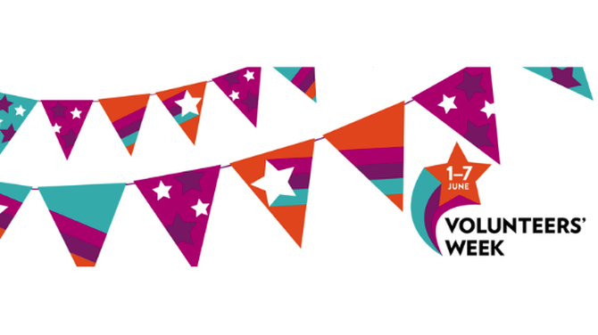 National Volunteers' Week