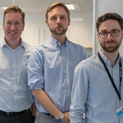 Xampla Founders