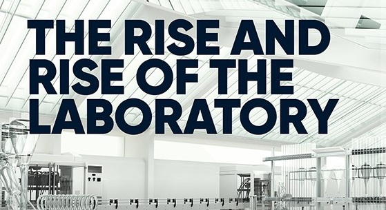 The rise and rise of the laboratory_report cover