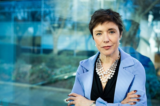 Susie Hargreaves OBE, CEO of the Internet Watch Foundation