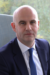Joe McHugh, HR Director at Sepura