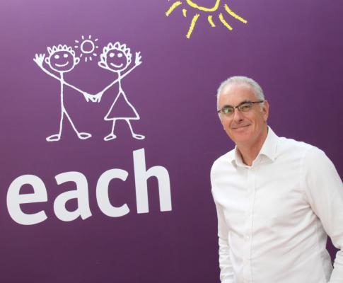 Phil Gormley, EACH Chief Executive