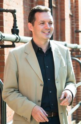 Professor Aled Jones of Anglia Ruskin University (ARU)