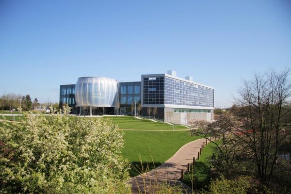 SBC incubator building