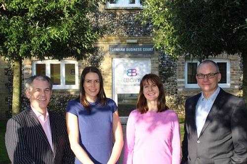The team at EBCam Ltd