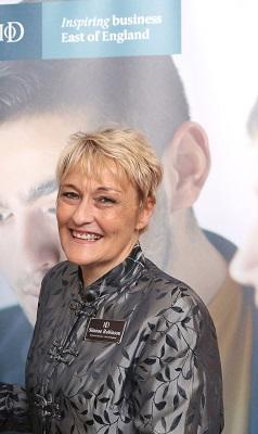 Simone Robinson, Regional Director, IoD East of England