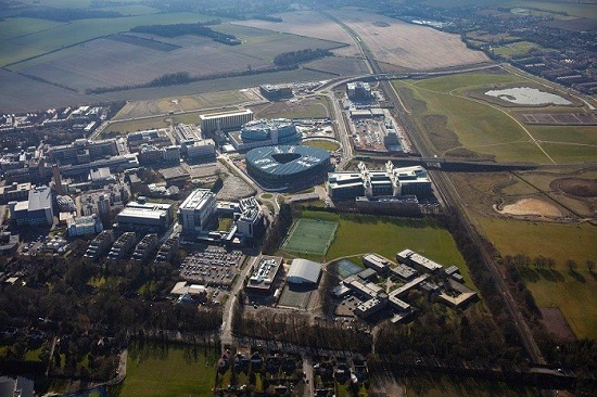 Addenbrooke's and the Rosie Hospitals