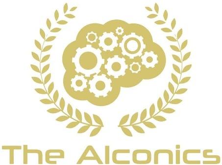 The AIConics logo