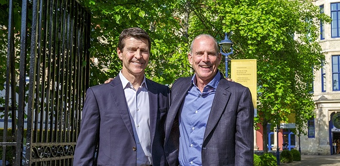 Alan Eagle and Jonathan Rosenberg