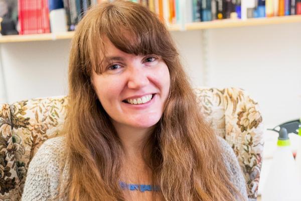 Dr Alice Hutchings. Image: CSaP / Kimi Gill