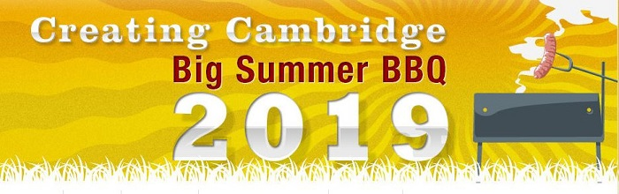 Big Summer BBQ banner
