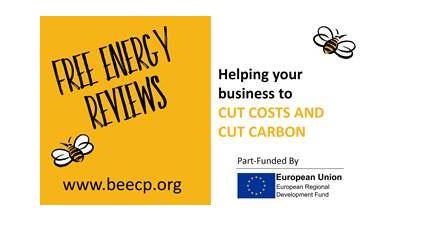 energy saving reviews_BEECP and ERDF logos