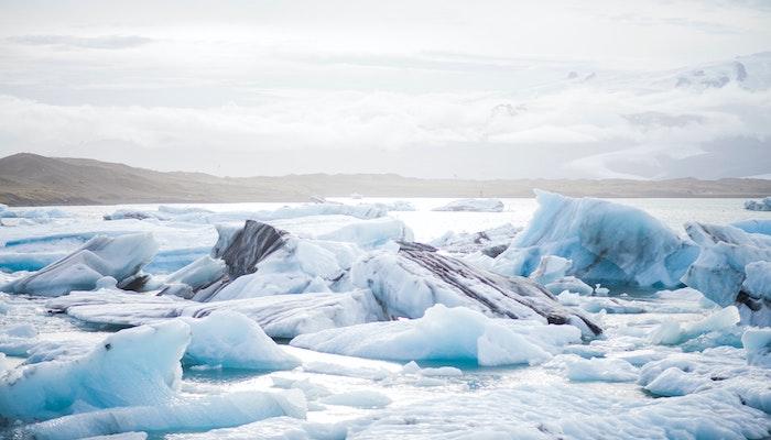 arctic ice