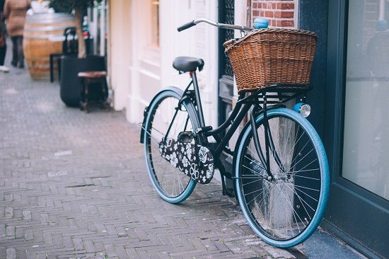 bicycle. Image by Pixabay