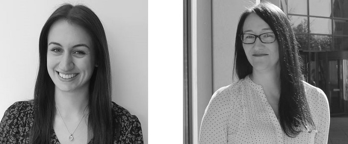April Taylor (left) and Joanne Butler (right) join BioStrata.