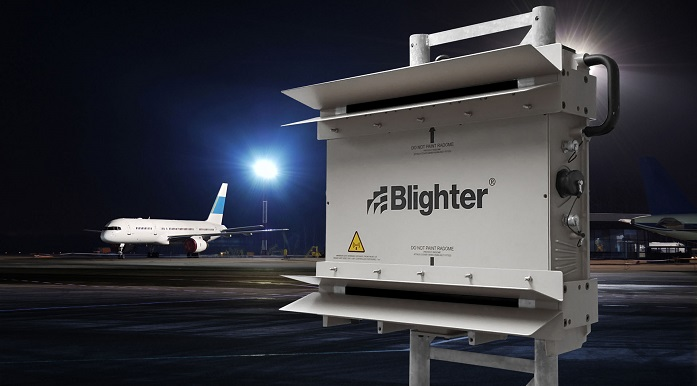 Blighter B400 Series Wide Area Security Radar for Airports and CNI Sites