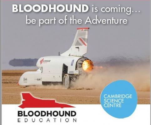 Bloodhound LSR banner