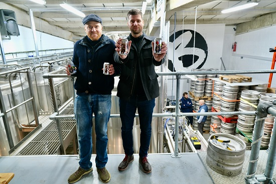 Craft brewers Brewboard are using Tonejet Cyclone to print beer cans