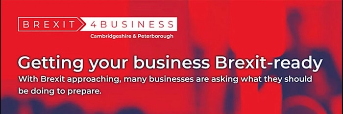 Brexit 4 business banner