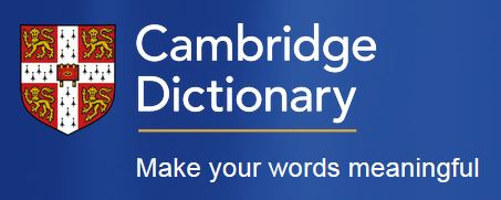 Paranoid' announced as the Cambridge Dictionary Word of the Year | Cambridge  Network