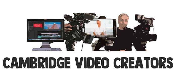 Cambridge Creators on YouTube, made by CambridgeTV