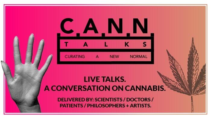 Canntalks event banner