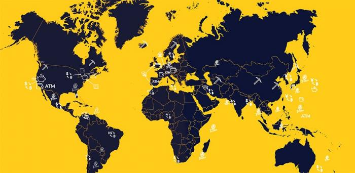 crypto asset map