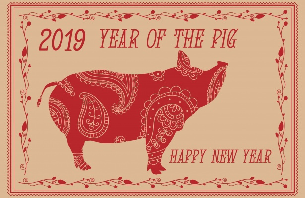 Babel: Happy Chinese New Year 2019! | Cambridge Network