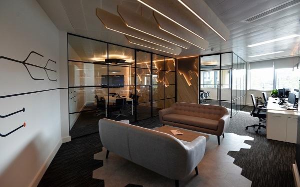 Loci interiors office redesign