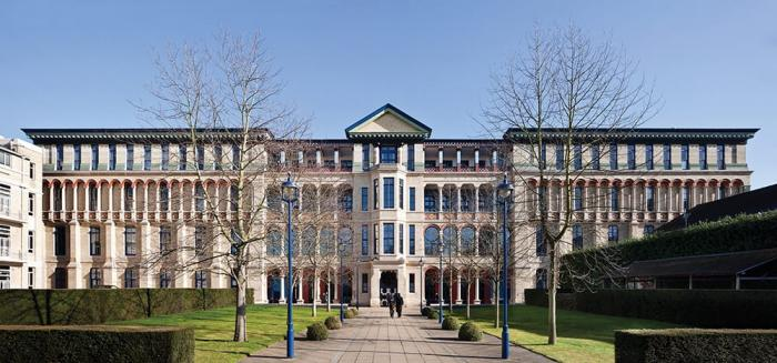 University of Cambridge Judge Business School exterior