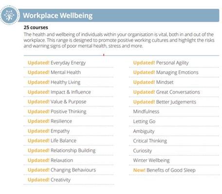 cn elearning_ workplace wellbeing list