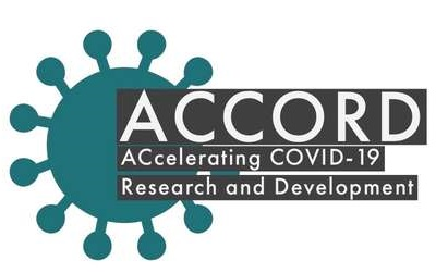 ACCORD (Accelerating COVID-19 Research & Development)  symbol