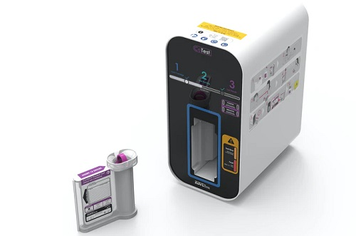 device and sample_ TTP is developing new COVID-19 screening technology to be used by 'anyone, anywhere