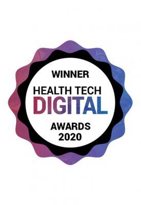 digital award rosette