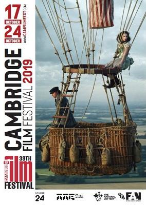 Cambridge Film Festival poster