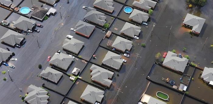 Flood  Credit: skeeze (Pixabay)