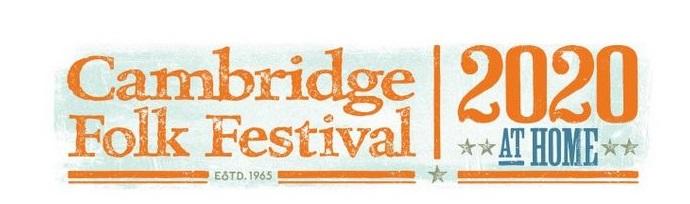 Cambridge Folk Festival at Home 2020 banner