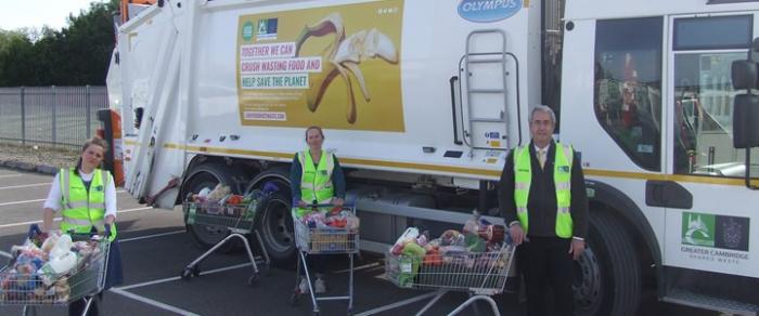 Food waste campaign
