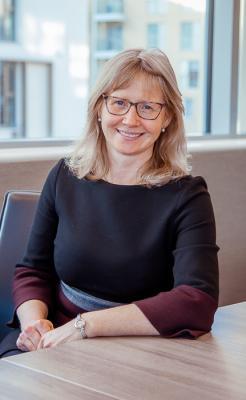 Fran Cousins, Life Sciences Catalyst lead