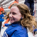 Girl in space suit: graphene to enable future space exploration