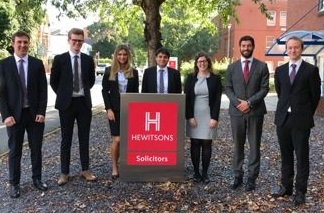 Hewitsons trainees