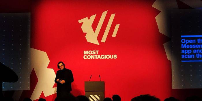 speaker at  Most Contagious 2019