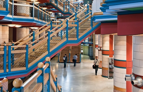 inside the Judge Business School