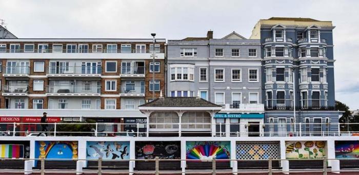 Hastings, UK  Credit: Kai Bossom via Unsplash